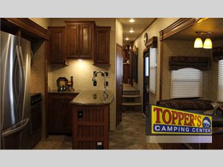interior sandpiper fifth wheel