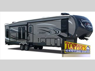 sandpiper fifth wheel