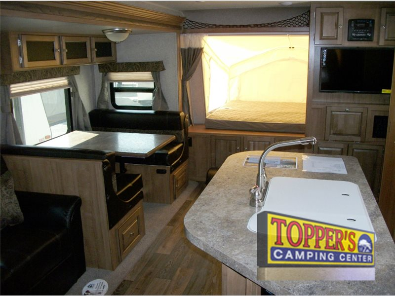 Rockwood Roo Expandable travel trailers int