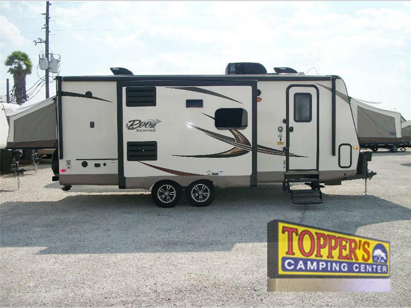 Rockwood Roo Expandable Travel Trailers