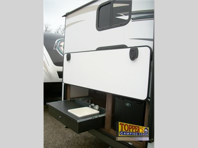 Evergreen RV iGo Pro Travel Trailer Outdoor Kitchen