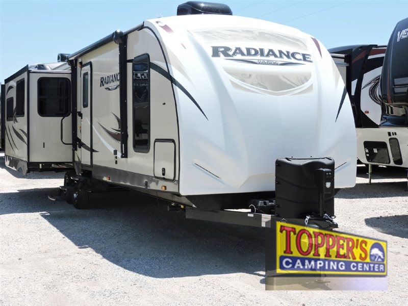 Cruiser RV Radiance Touring Travel Trailer