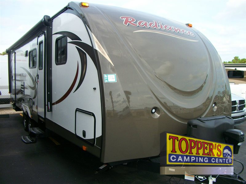 Cruiser Radiance Travel Trailer