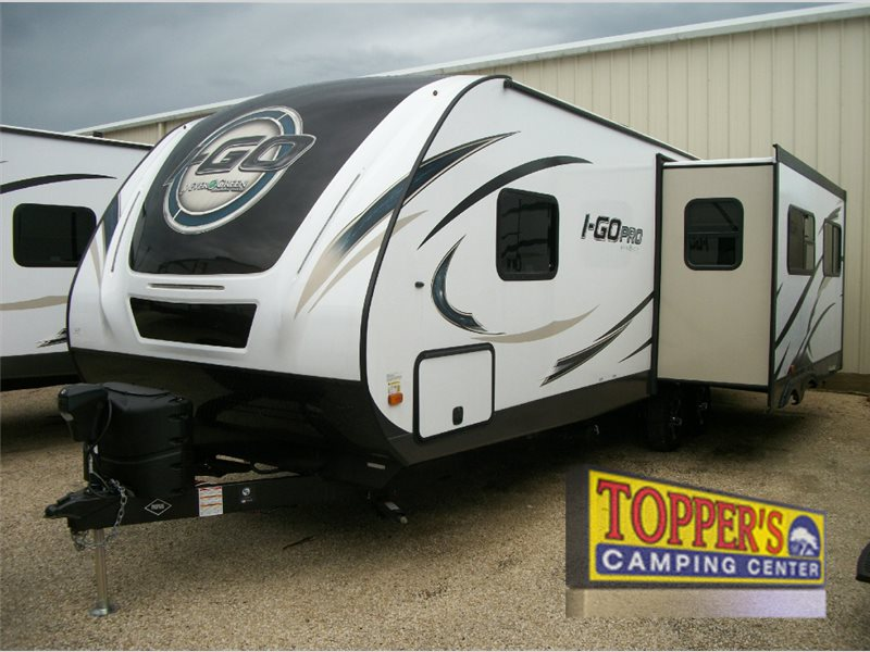 Evergreen I- Go Travel Trailer