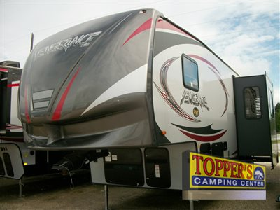 Forest River Vengeance Super Sport Fifth Wheel