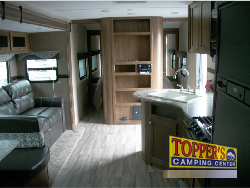 Dutchmen Aspen Trail 2810BH Travel Trailer Bunkhouse Interior