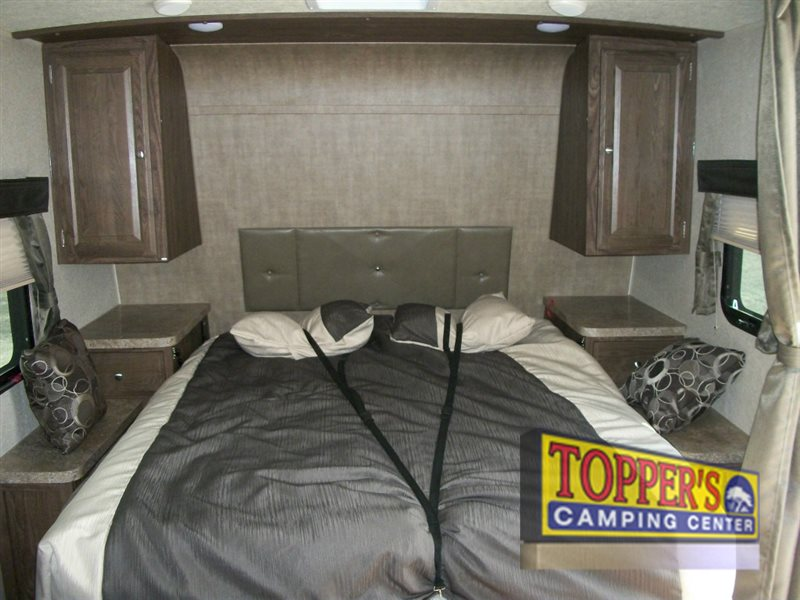 Forest River Rockwood Mini Lite Travel Trailer Murphy Bed