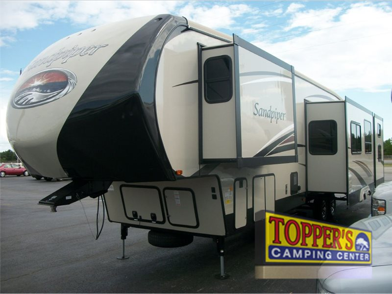 Forest River Sandpiper SAQB Fifth Wheel