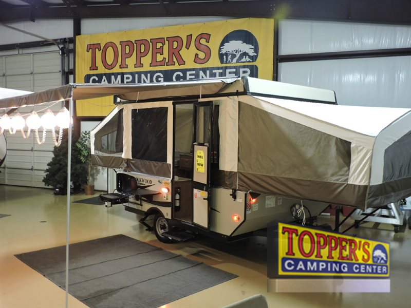 Forest River Rockwood 1940LTD Pop Up Camper