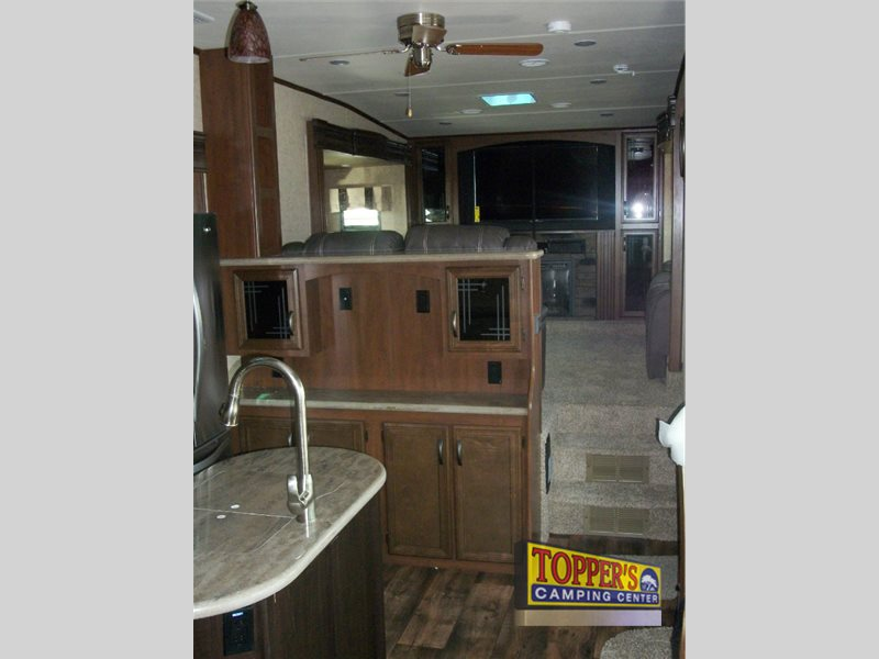 Forest River Sandpiper 377FLIK Fifth Wheel RV Front Living
