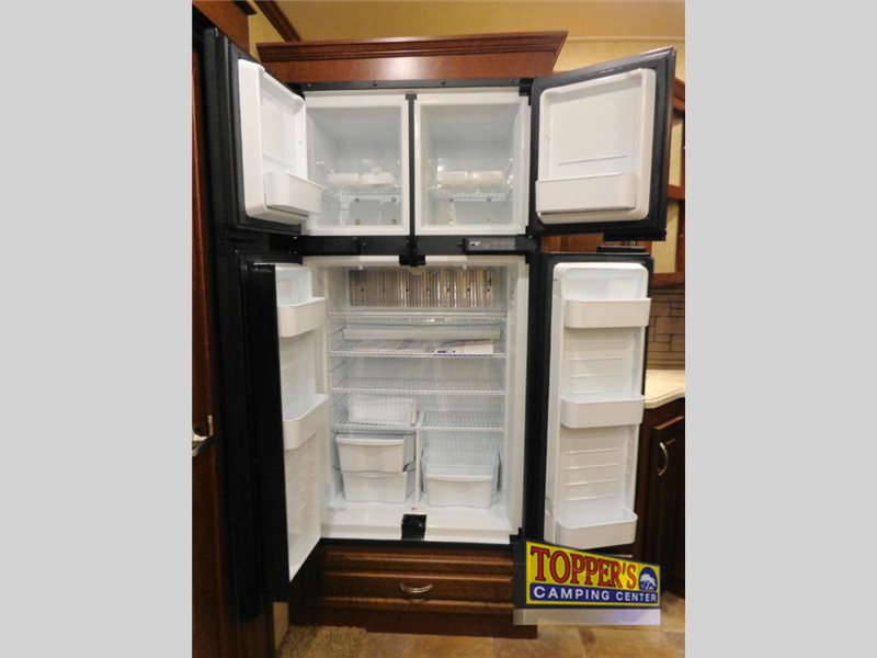 Evergreen Bay Hill Fifth Wheel Refrigerator