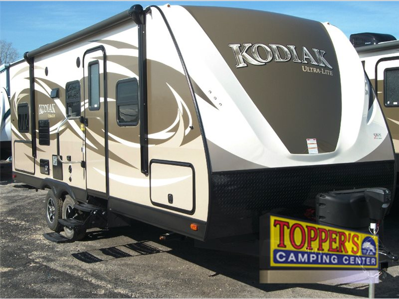 Dutchmen Kodiak 240BHSL Travel Trailer Bunkhouse