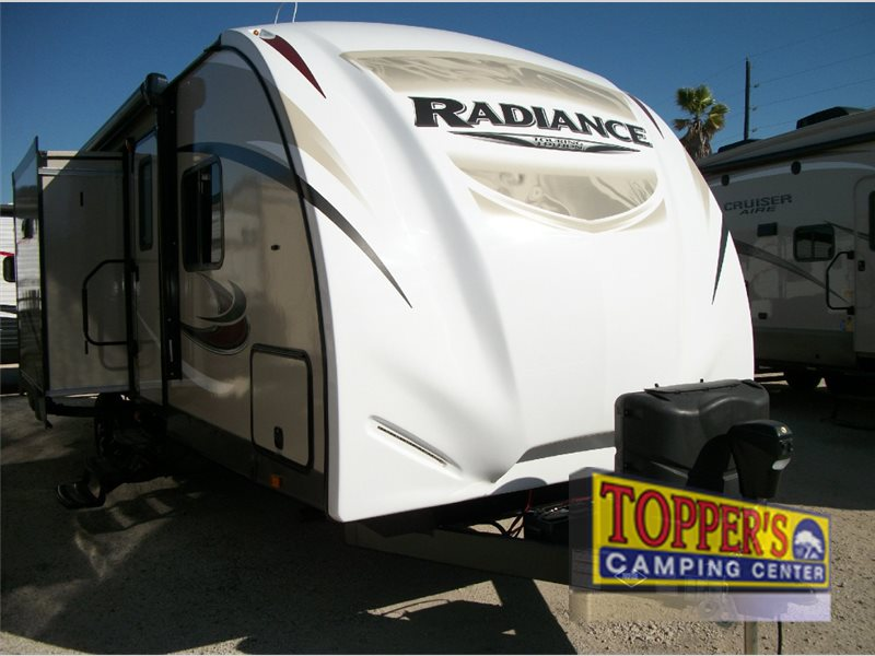 Cruiser Radiance 28BHIK Travel Trailer