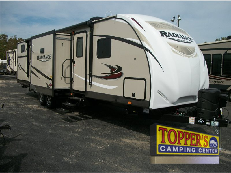Cruiser Radiance 32TSBG Travel Trailer