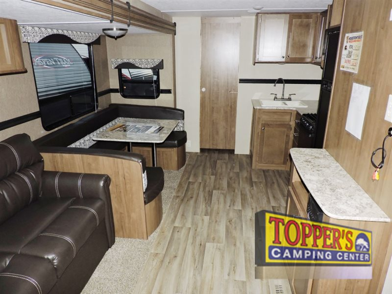Dutchmen Aspen Trail 2790BHS Travel Trailer Interior