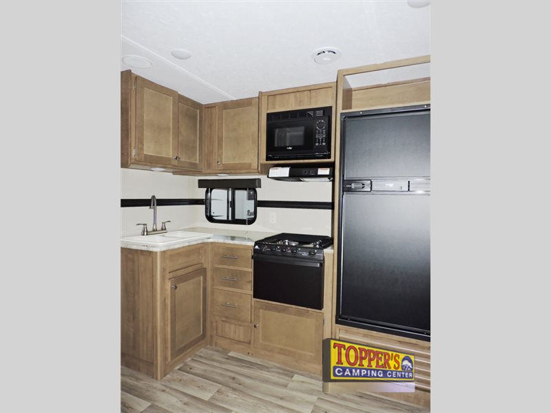Dutchmen Aspen Trail 2790BHS Travel Trailer Kitchen