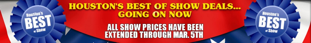 show prices held over