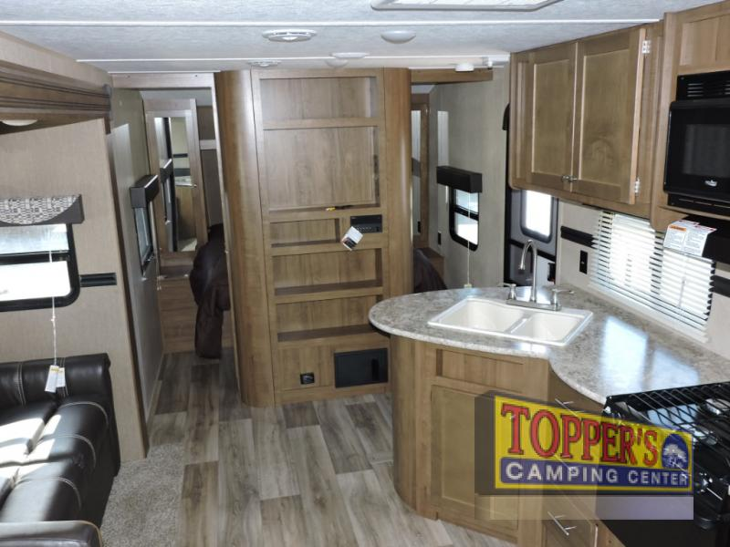 Dutchmen Aspen Trail 3010BHDS Travel Trailer Interior
