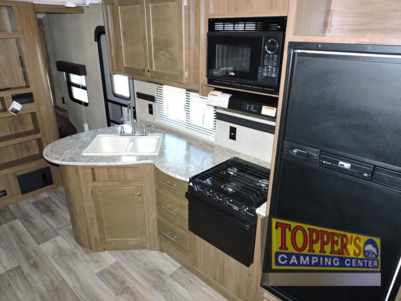 Dutchmen Aspen Trail 3010BHDS Travel Trailer Kitchen
