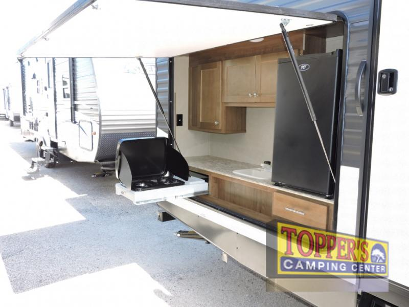 Dutchmen Aspen Trail 3010BHDS Travel Trailer Outdoor Kitchen