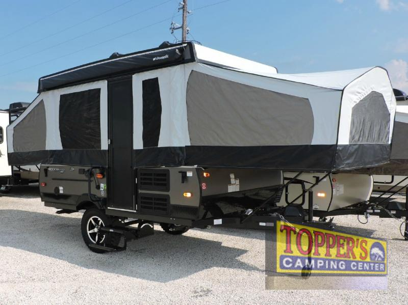 Forest River Rockwood Extreme Sports Pop Up Camper