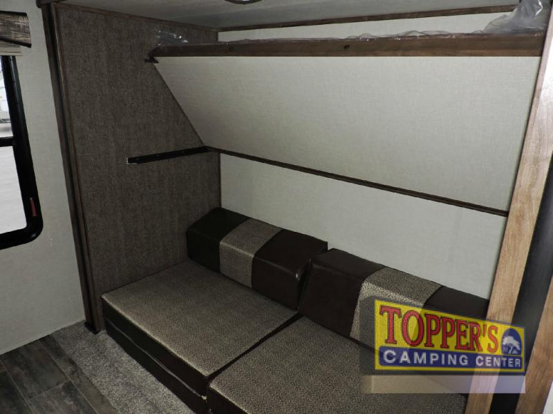 Cruiser Radiance 30DS Travel Trailer Bunkhouse