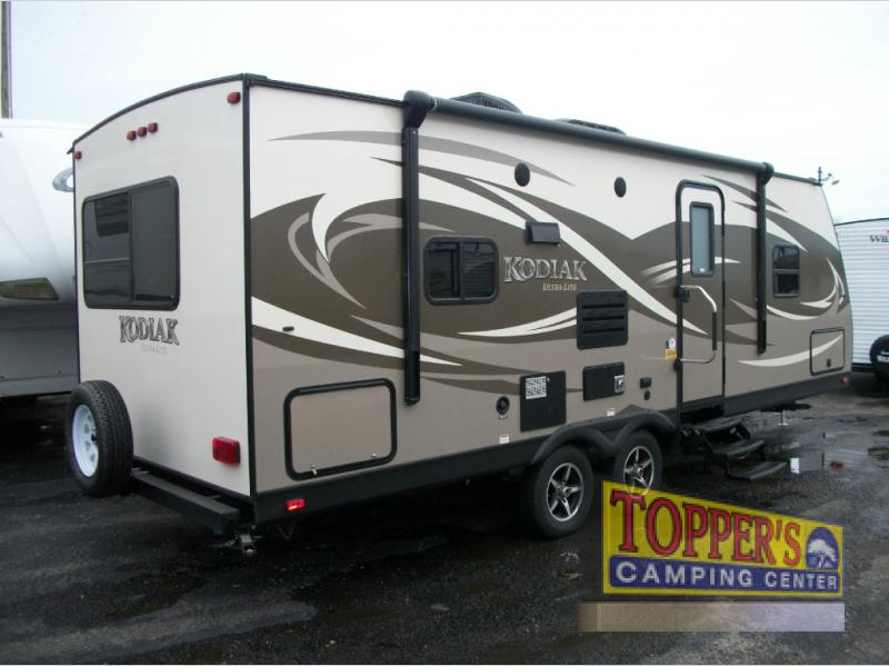 Dutchmen Kodiak 252RLSL Travel Trailer Exterior