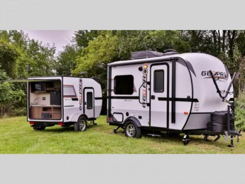 2018 Forest River Rockwood Geo Pro Travel Trailer