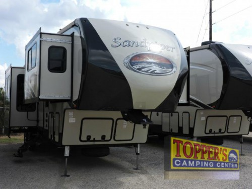Sandpiper 377FLIK Fifth Wheel