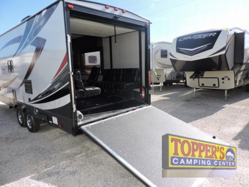 Forest River Vengeance 26FB13 Toy Hauler Travel Trailer