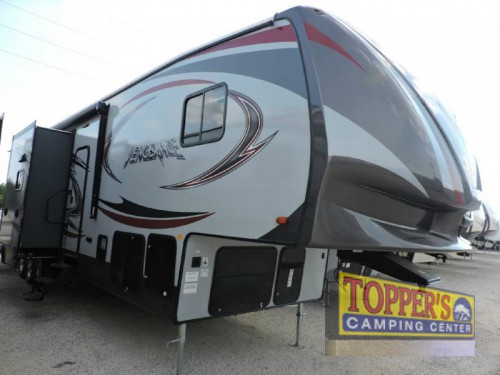 Forest River Vengeance 394V13 Toy Hauler Fifth Wheel