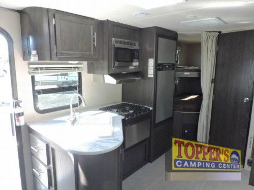 Dutchmen Kodiak Ultra Lite 243BHSL Travel Trailer Interior