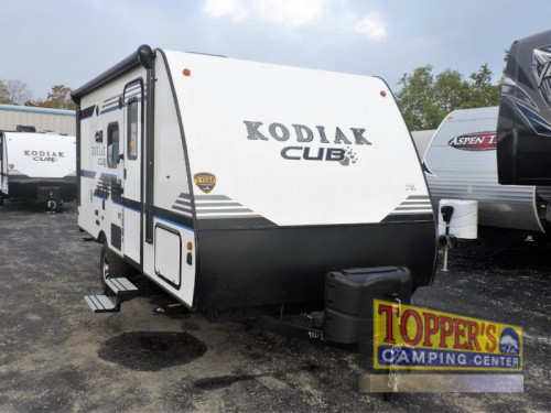 Kodiak Cub Ultra Light Travel Trailers