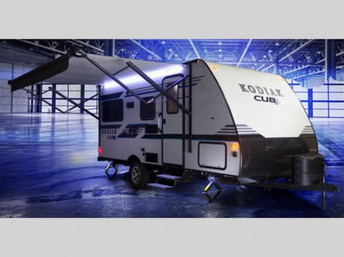 Kodiak Cub Ultra Light Travel Trailer Awning