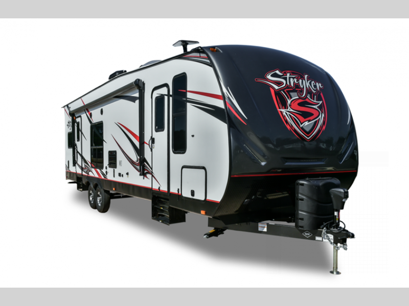 Stryker Toy Hauler Travel Trailer Toppers