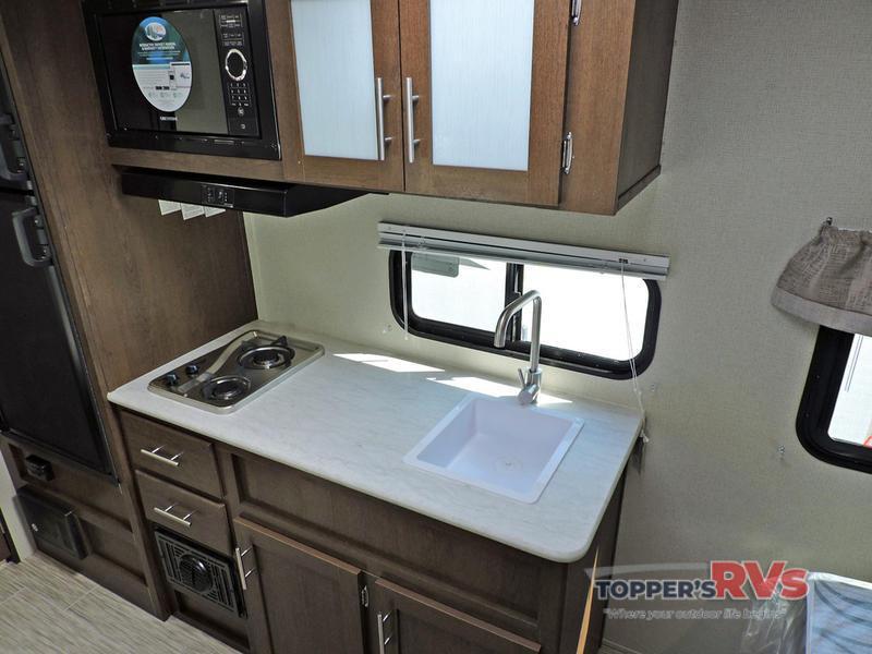 kitchen ptx travel trailer