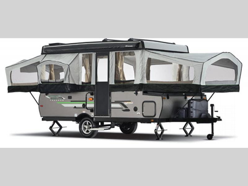 Folding Pop Up Campers