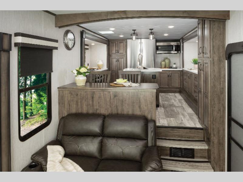 sandpiper living room