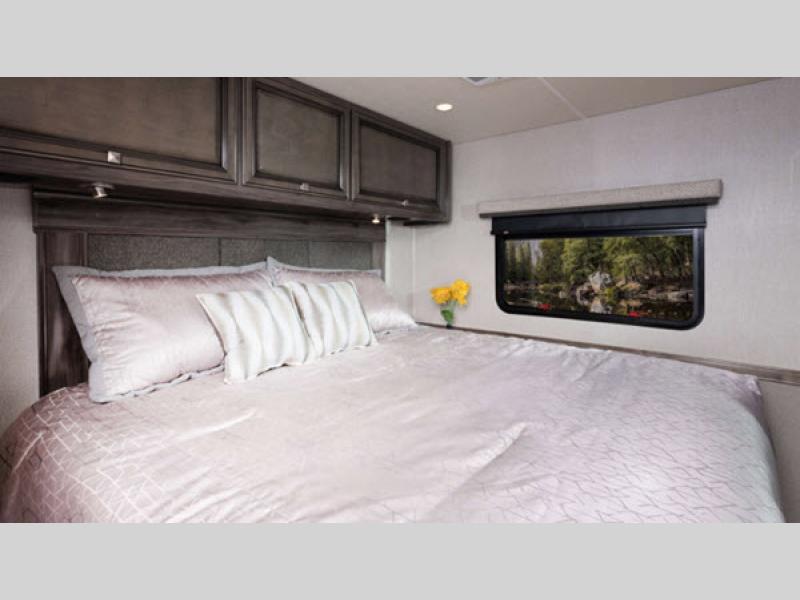 admiral motorhome bedroom